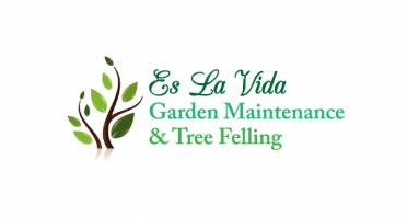 Es La Vida Garden Maintenance and Tree felling Logo