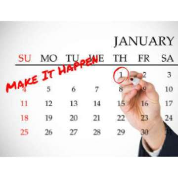 New Year's financial resolutions for small businesses