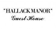 Hallack Manor Guest House Logo