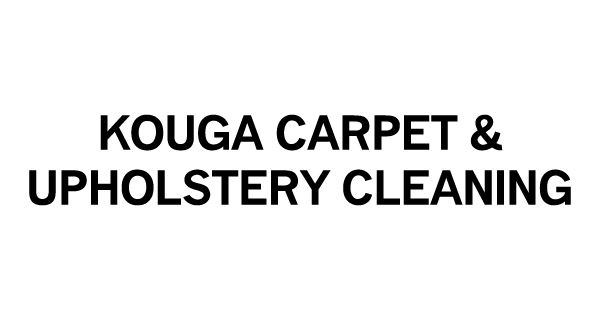 Kouga Carpet Cleaning Services Logo
