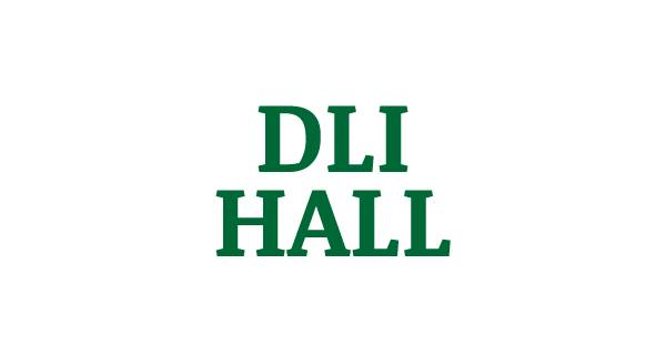 DLI (Hall) Logo