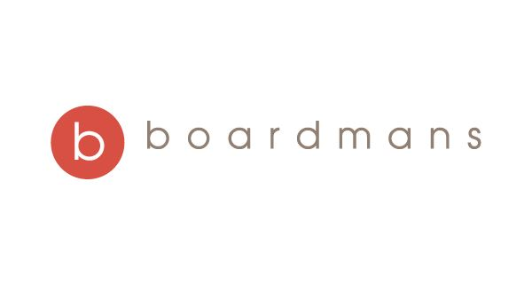 Boardmans Midlands Mall Logo