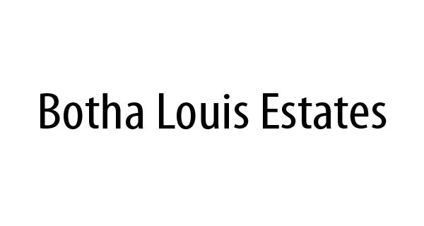 Botha Louis Estates Logo