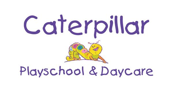 Caterpillar Play School & Daycare Logo