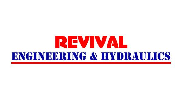 Revival Engineering & Hydraulics Logo