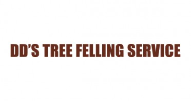 DD's Tree Felling Logo
