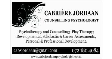 Cabriere Jordaan Counselling Psychologist Logo