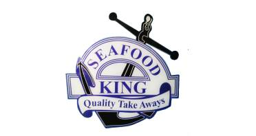 Seafood King Logo