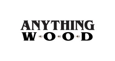 Anything Wood Logo