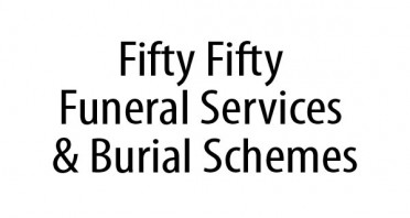Fifty Fifty Funeral Services & Burial Schemes Logo