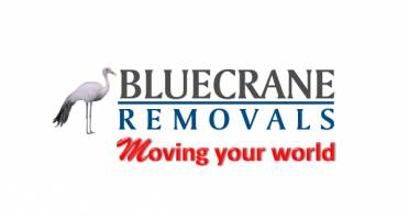Bluecrane Removals Logo