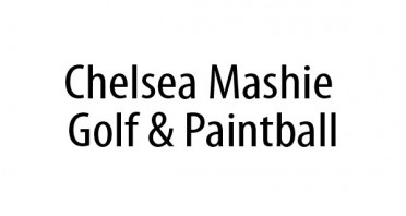 Chelsea Mashie Golf & Paintball Logo