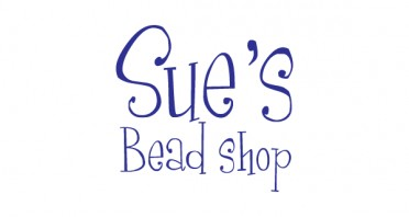 Sue's Bead Shop Logo