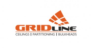 Gridline Ceilings & Partitions Logo