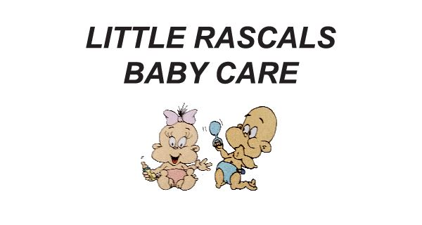 Little Rascals Baby Care Logo
