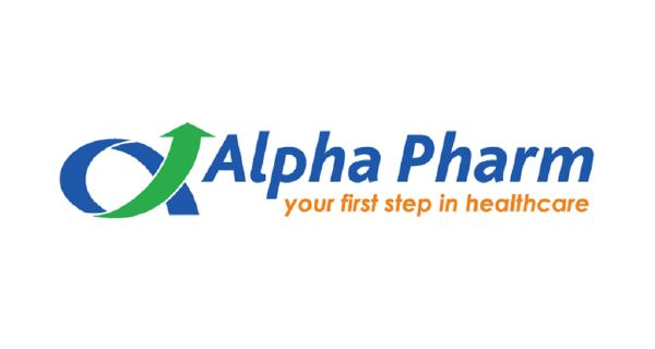 Alpha Pharm Pharmacy Logo