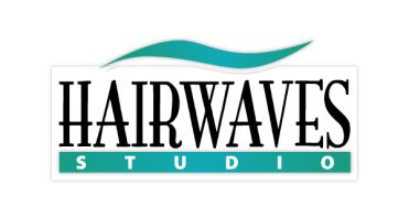 Hairwaves Studio Logo