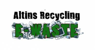 Altins Recycling Ewaste Logo