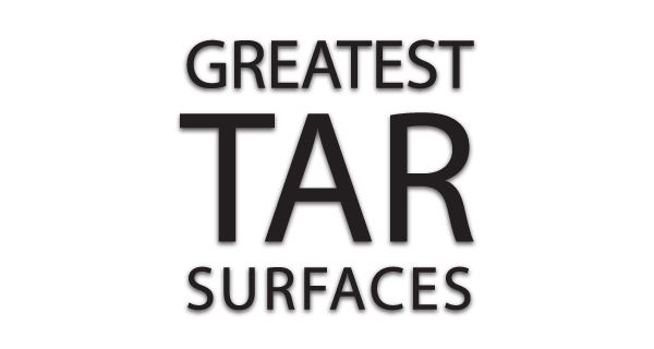 Greatest Tar Surfaces Logo