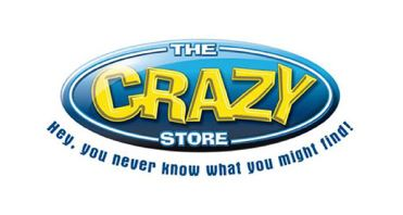 The Crazy Store Logo