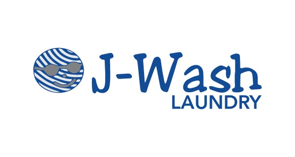 J-Wash Laundry Logo