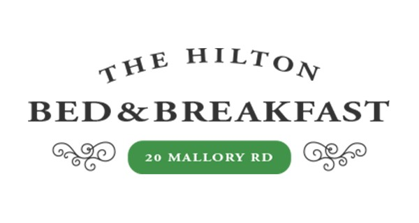 Bed and Breakfast Hilton Logo