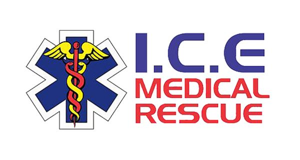 I.C.E Medical Rescue Logo