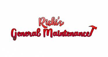 Rishis General Maintenance Logo