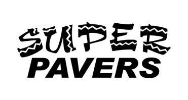 Super Pavers Logo