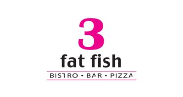 3 Fat Fish Catering Logo