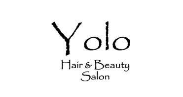 Yolo Hair & Beauty Salon Logo