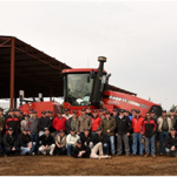 Over 100 sales people take part in Case IH Training Camp in South Africa