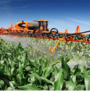 Jacto Introduces New Self-Propelled Sprayer