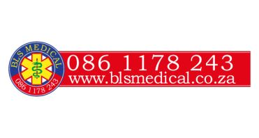 BLS Medical First Aid Training Logo