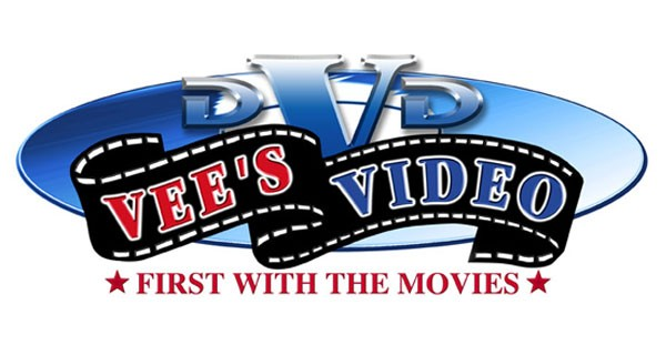 Vee's Videos Jeffreys Bay Logo