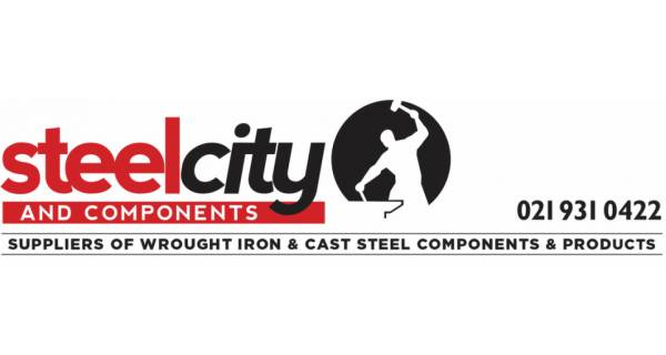Steel City and Components Cape Town Ornamental Steel Warehouse Cape Logo