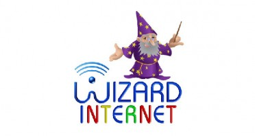 Wizard Internet Logo