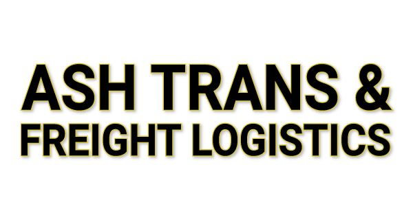 Ash Trans and Freight Logistics Logo