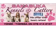 Sakabuka Kennels And Cattery Logo