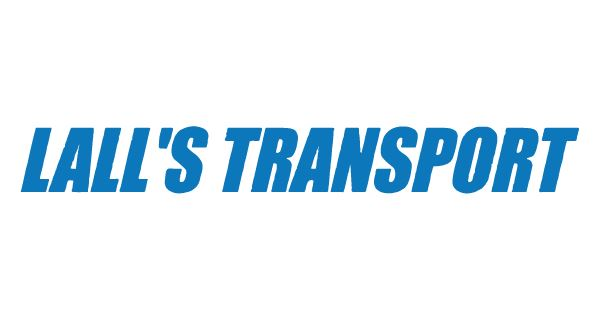 Lall's Transport Logo