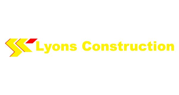 Lyons Construction Logo