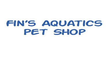 Fins  Pet Shop Logo