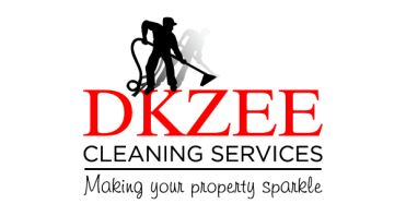 DKZEE Cleaning Services Logo