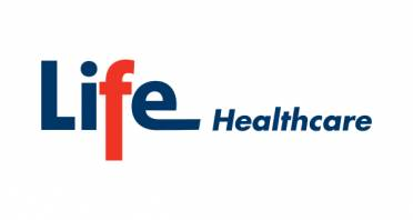 Life Hospital Healthcare Logo