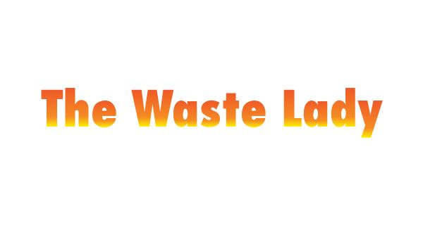 The Waste Lady Logo