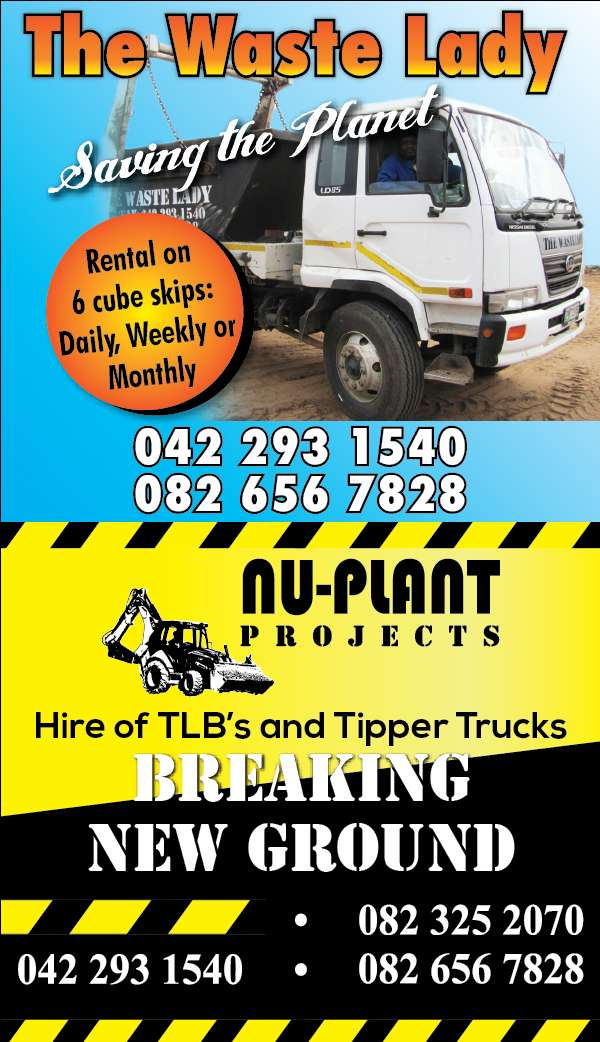 Print Ad - Think Local Kouga Aug/Sept Nov '-1