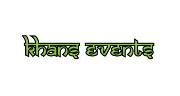 Khan's Events Logo
