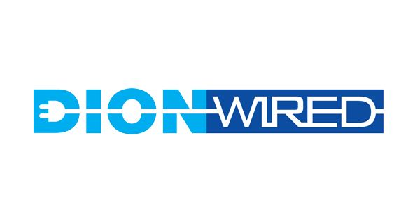 Dion Wired Baywest Mall Logo