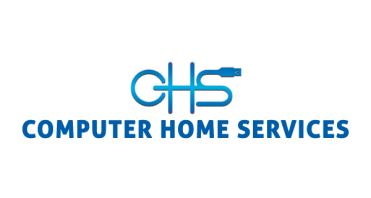 Computer Home Services Logo