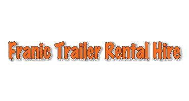 Franic Trailer Rental Hire Logo